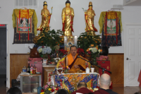 View the album Khenchen Rinpoche's Visit - January 2012